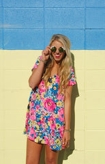 Ciara Flower Power Summer Dress