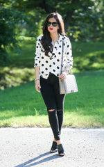 Little Hotty Dotty Blouse from The Sweetest Thing