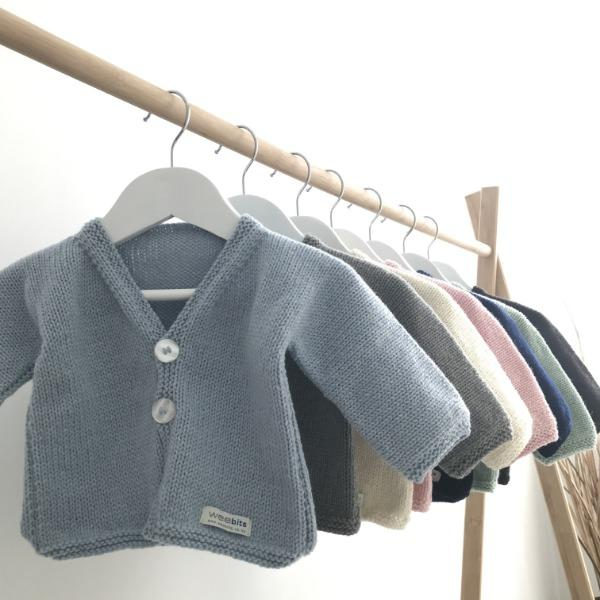 Weebits Cardigan 0-3 months