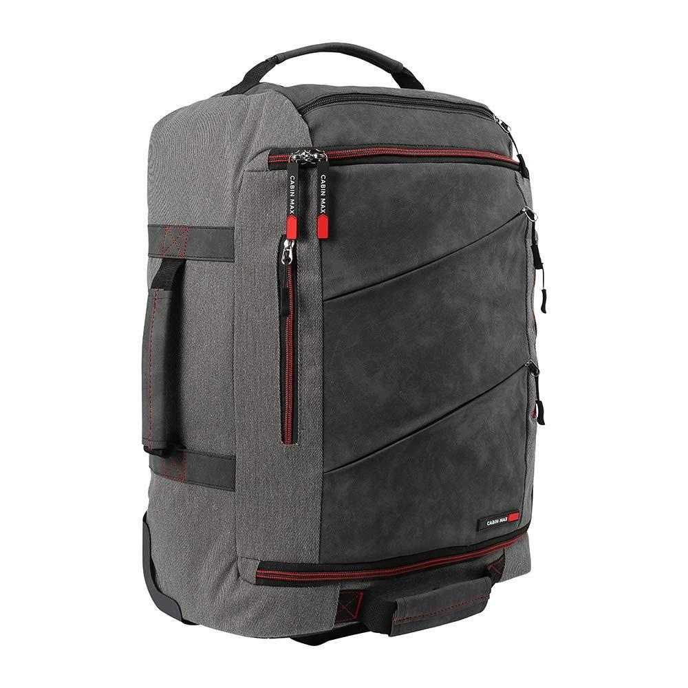 Manhattan Trolley Backpack Hybrid Cabin Bag - Cabin Max