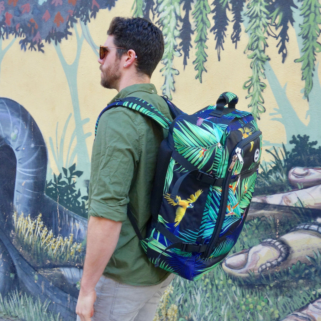 Metz 44L Cabin Backpack - Limited Edition Prints - Cabin Max