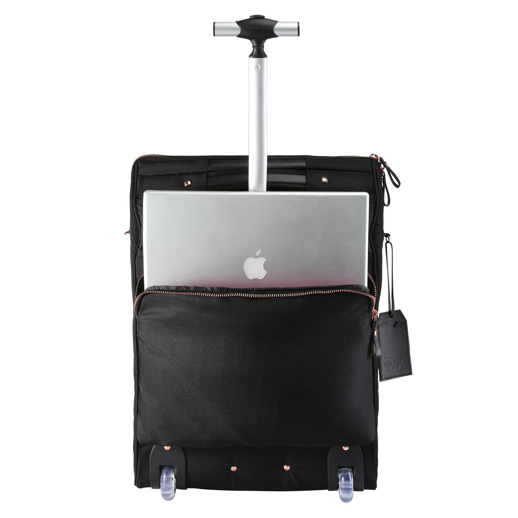 Travel Hack Pro Cabin Case with Hand Bag Compartment - Cabin Max