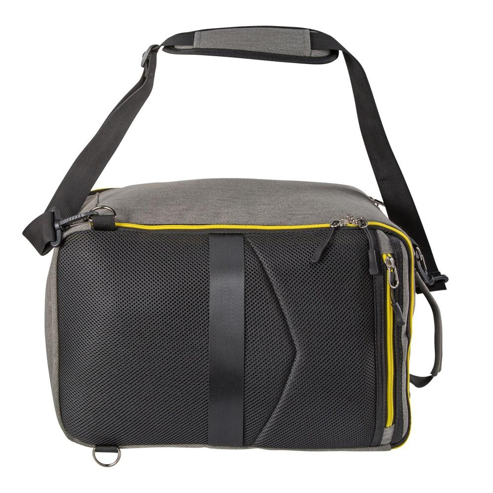 Manhattan Stowaway XL 20L - 40x25x20cm Ryanair 'Free' Under Seat Backpack/Shoulder Bag - Cabin Max