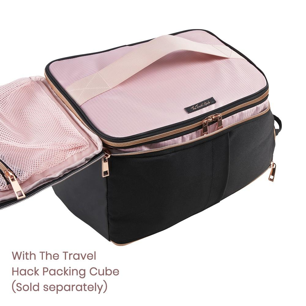 Travel Hack Stowaway Cabin Backpack - Flies free on Ryanair - Cabin Max