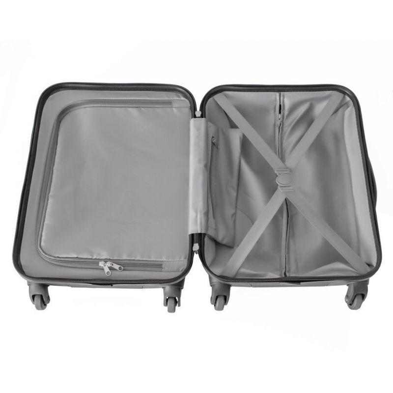 Geneva ABS Trolley Hand Luggage - Cabin Max