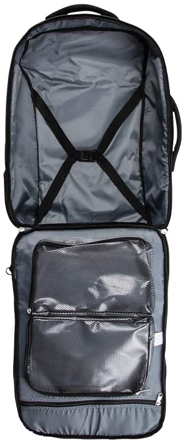 Ottawa Travel Backpack with Anti-Theft Laptop Compartment