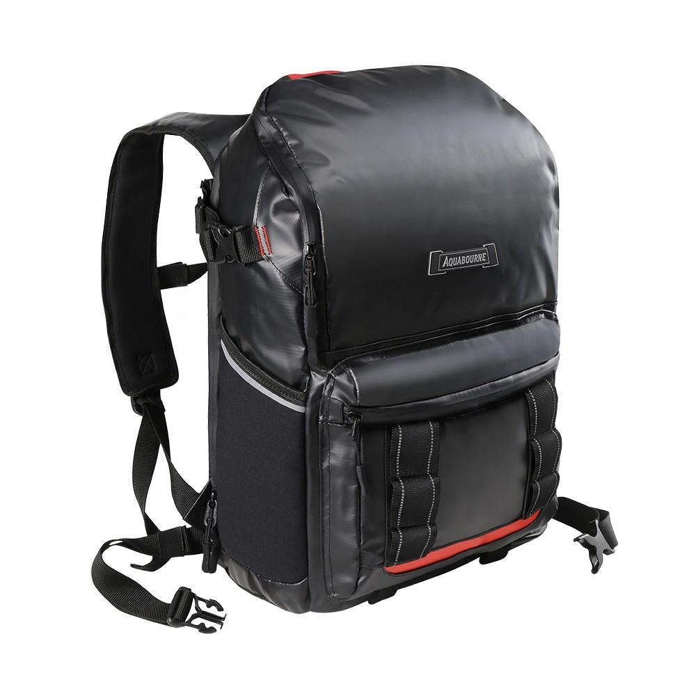 Aquabourne Midnight Waterproof Cycling Backpack - Cabin Max