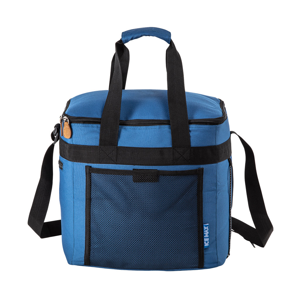 IceMax 'Leave Only Footprints' Picnic Cool Bag Made From Recycled Plastic Bottles