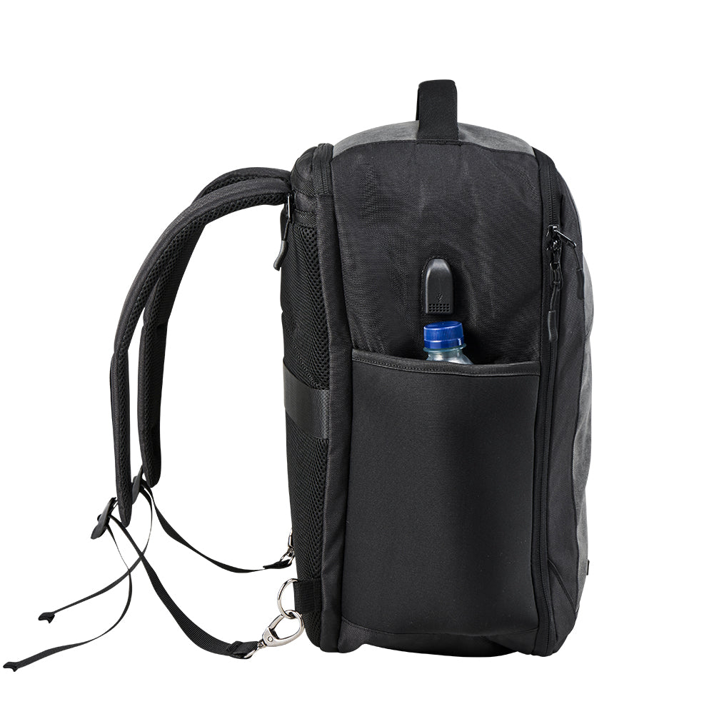 Manhattan Stowaway XL 20L RPET Edition - Made from recycled plastic bottles - 40x25x20cm Ryanair Compatible