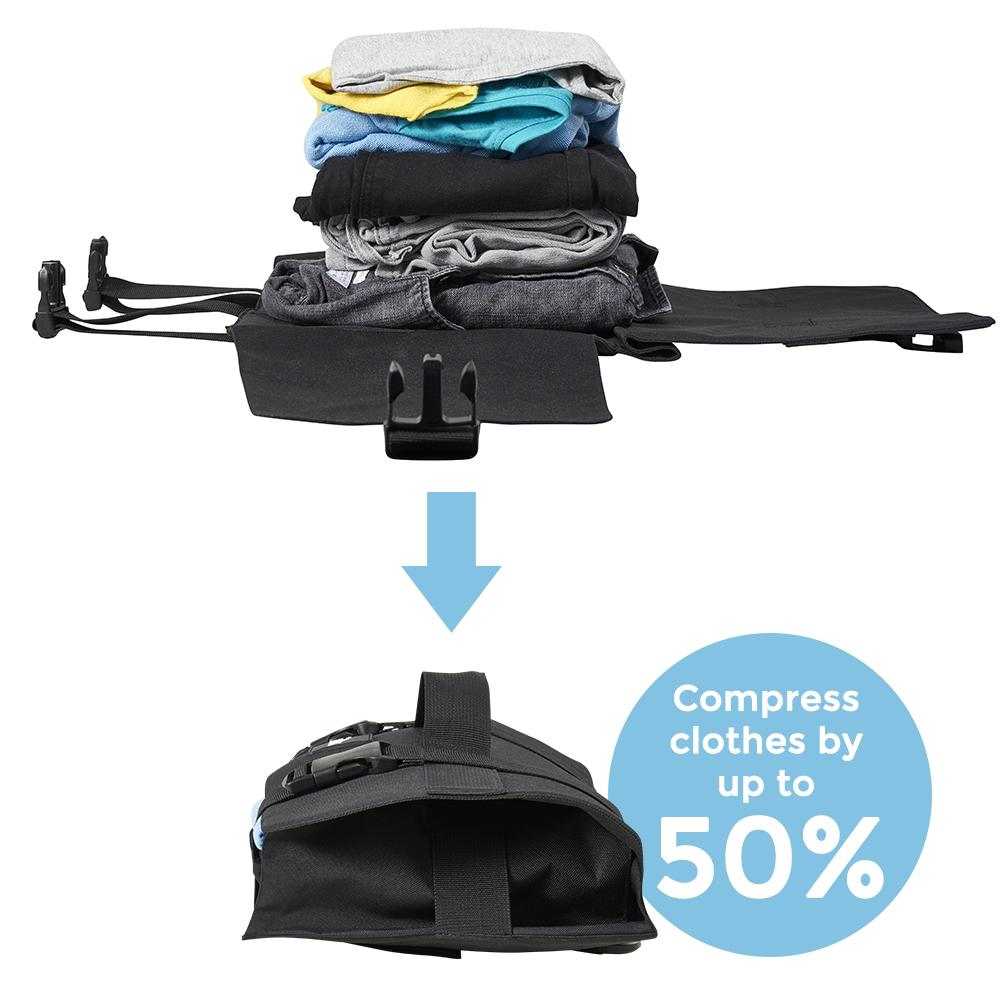 PackMax 2.0 Garment Packing Solution - Pack up to 50% more! - Cabin Max