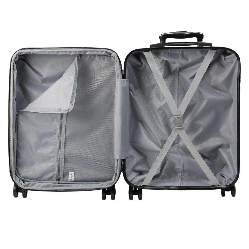 Velocity Lightweight Expandable Cabin Case 55x40x20/25cm - Cabin Max
