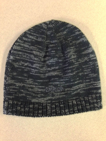 Hat Beanie Graphite/Black