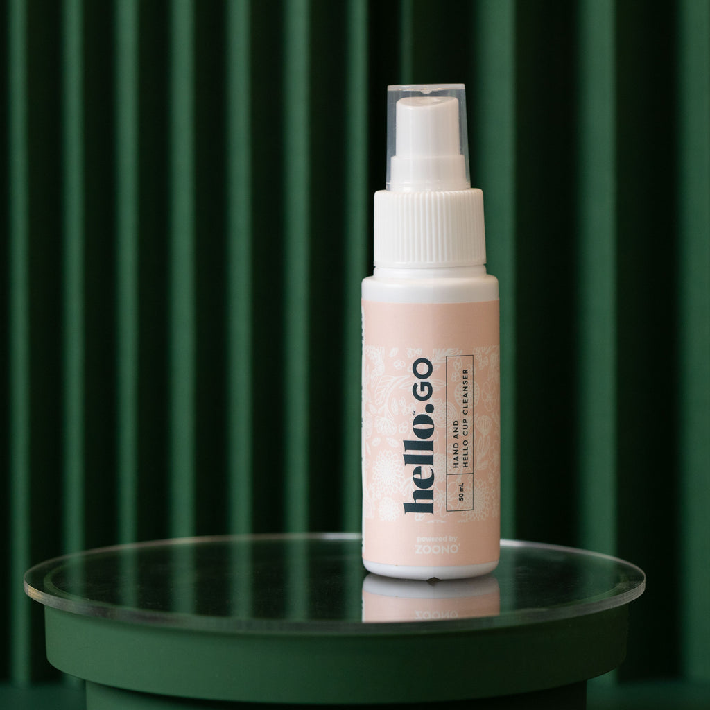 Hello Go Spray Cleanser