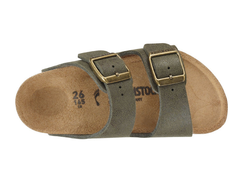 Birkenstock - Arizona - Sandwashed Green (narrow)