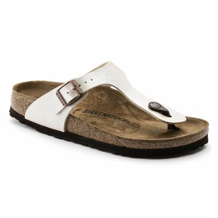 Birkenstock - Gizeh - Graceful Pearl (Regular)