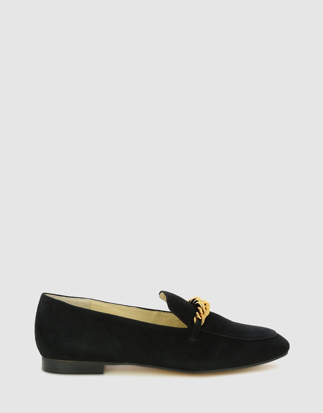 Janece Chain Loafer - Pink