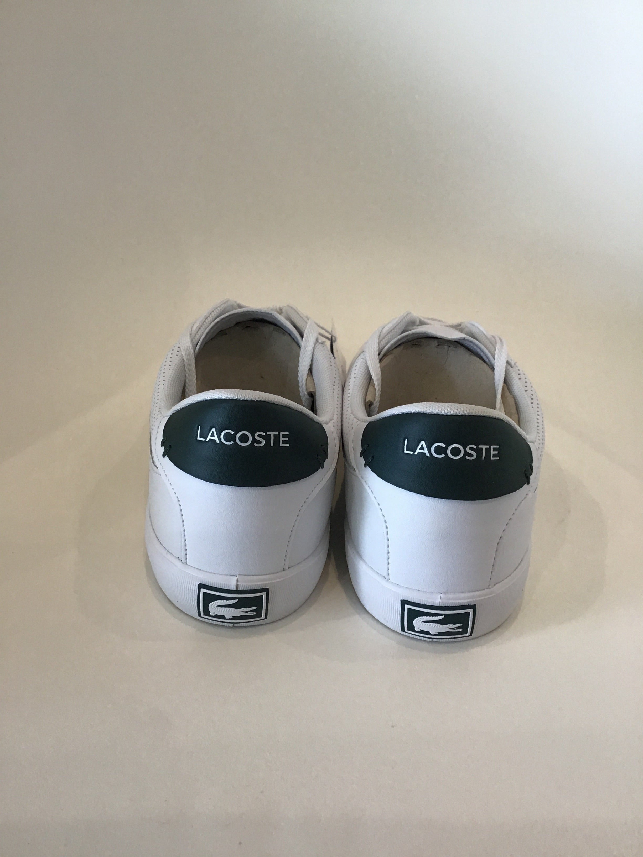 Lacoste - Court Master - White/Green