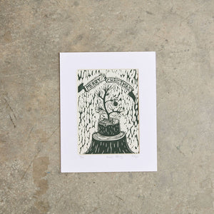 "Humble Offering | 8""x10"" 
