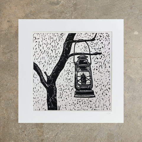 "Light the Way | 20"" x 20"" 