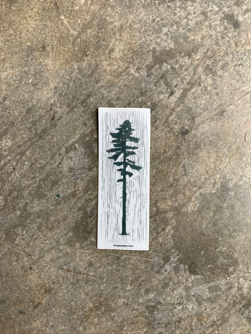 Lonesome Pine Sticker