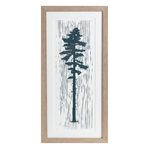 "Lonesome Pine | 32"" x 14.25"" 