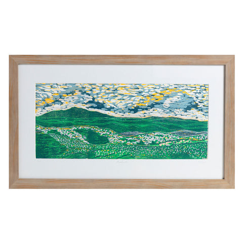 "Monadnock | 17.5"" x 31"" 