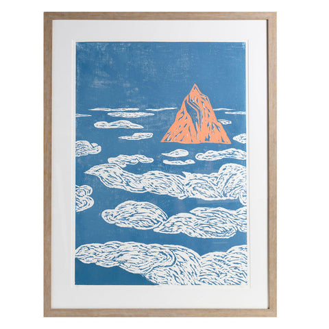 "The Peak | 36"" x 48"" 