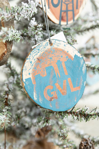 Under the Stars (GVL) | Hand Printed Ornament