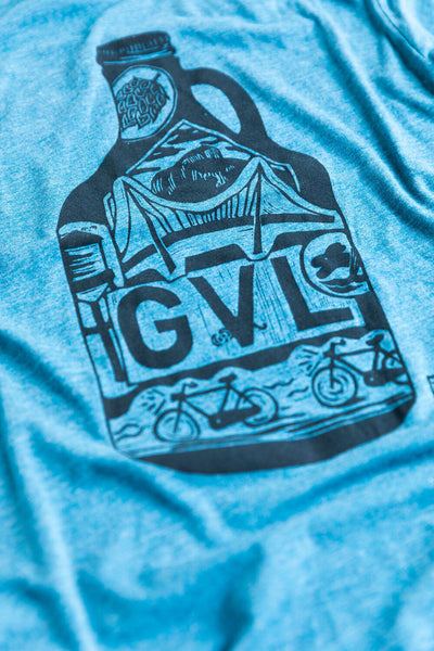 GVL Growler T-Shirt