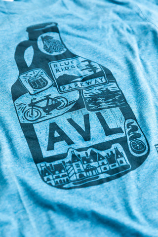 AVL Growler T-shirt