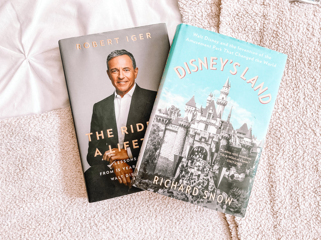 7 Disney-Themed Books to Read