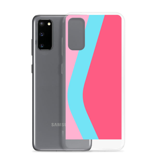 Bubble Gum Wall Samsung Case