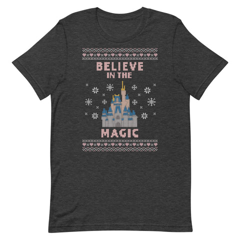 Believe in the Magic WDW Unisex T-Shirt
