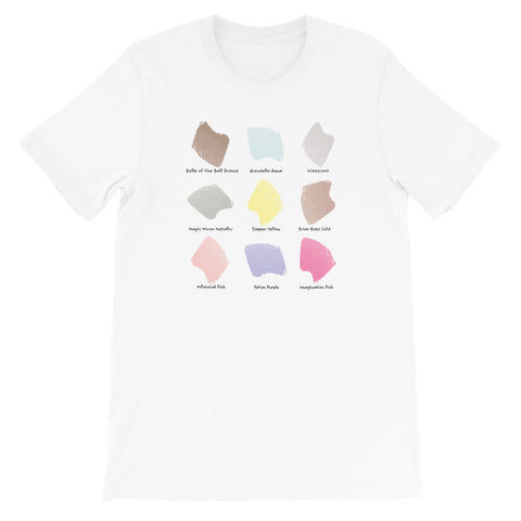 Magical Color Trends Unisex T-Shirt