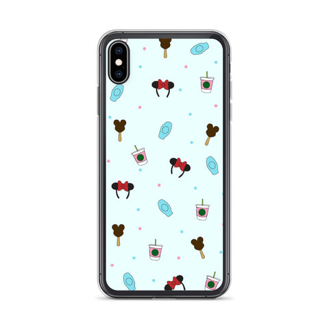 Park Days iPhone Case