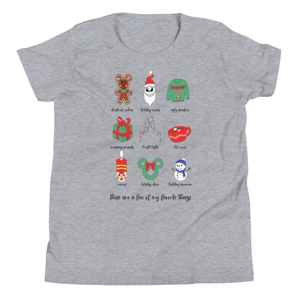 Holiday Favorites Youth Short Sleeve T-Shirt