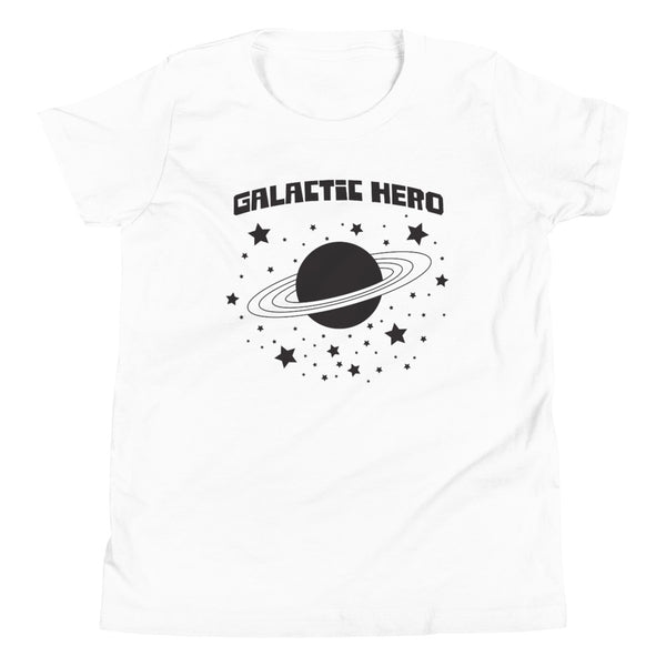 Galactic Hero Youth Short Sleeve T-Shirt