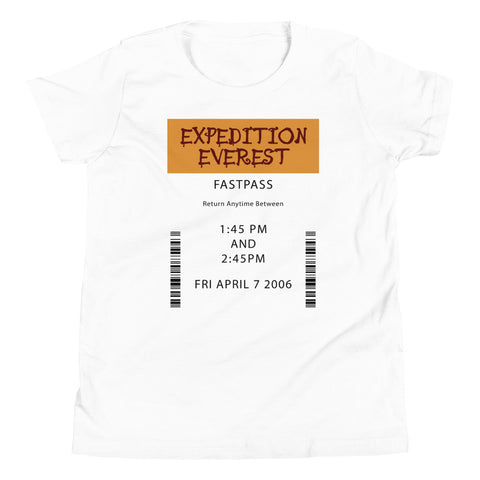 Everest Youth Short Sleeve T-Shirt