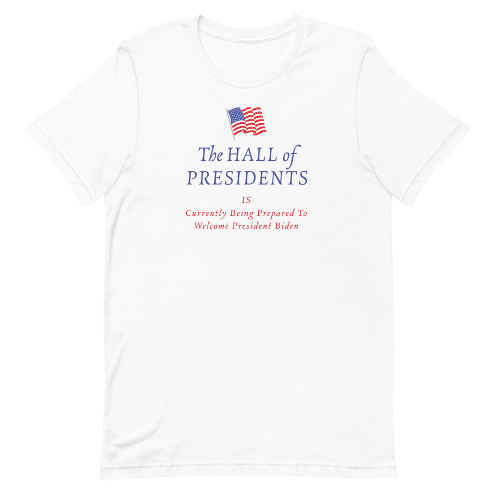Hall of Presidents Unisex T-Shirt