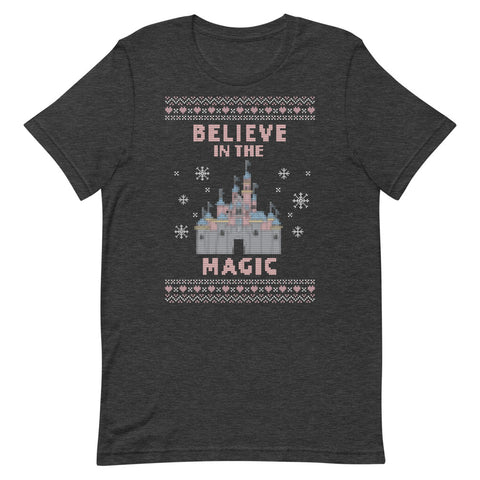 Believe in the Magic - Disneyland Unisex T-Shirt