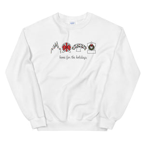 Home for the Holidays Unisex Sweatshirt