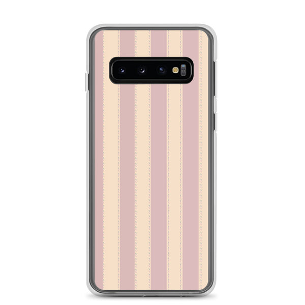 Candy Stripe Wall Samsung Case
