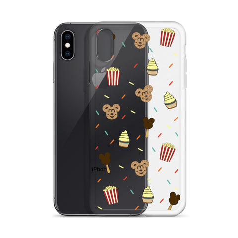 Park Snacks iPhone Case