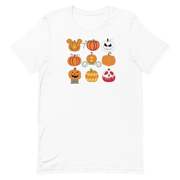 Magical Pumpkin Patch Unisex T-Shirt
