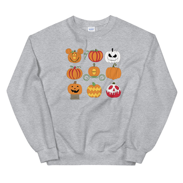 Magical Pumpkin Patch Unisex Sweatshirt