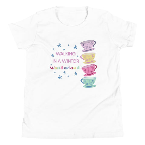 Winter Wonderland Youth Short Sleeve T-Shirt