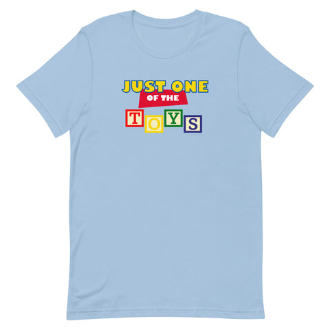 One Of The Toys Unisex T-Shirt