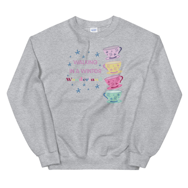 Winter Wonderland Unisex Sweatshirt