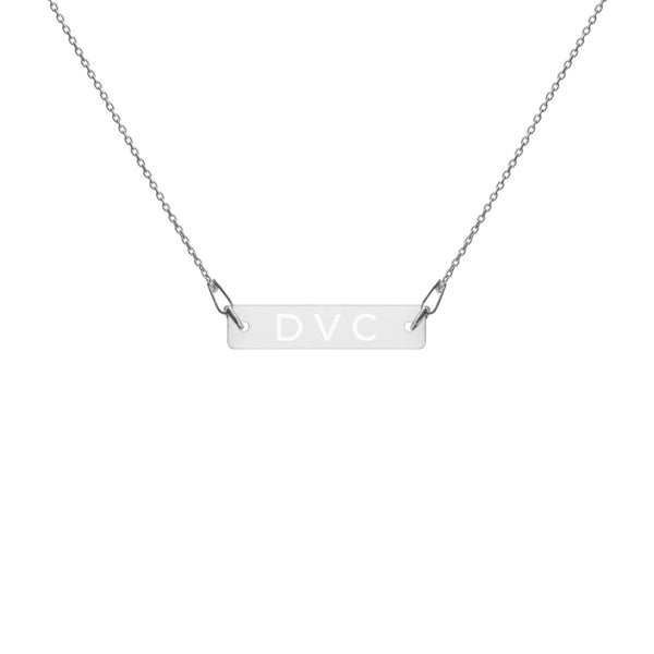 DVC Bar Necklace