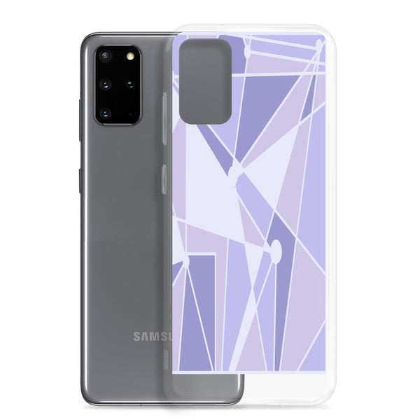 Purple Wall Samsung Case